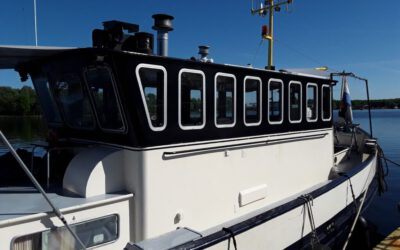 Omgebouwd Patrouille Schip