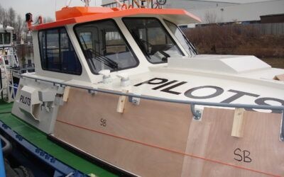 Ramen voor 'Pilot' Damen Shipyards